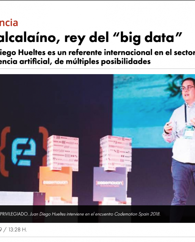 Diario Jaén Big Data
